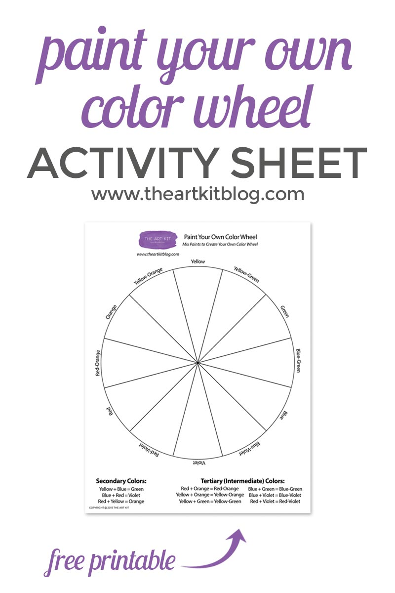 COLOR-WHEEL-ACTIVITY-SHEETS-FREE-PRINTABLES-THE-ART-KIT FINAL