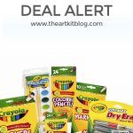 Crayola School Pack {Deal Alert}