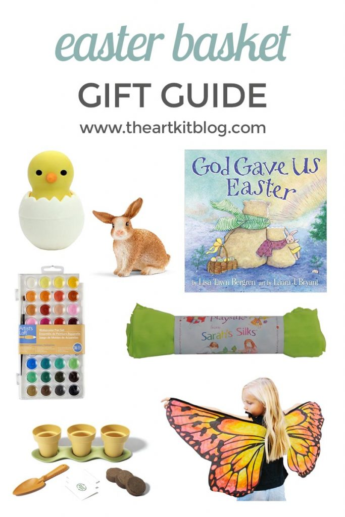 Looking for some fun gifts for the Easter basket this year? Click through to discover some of our favorites. From @theartkit www.theartkitblog.com