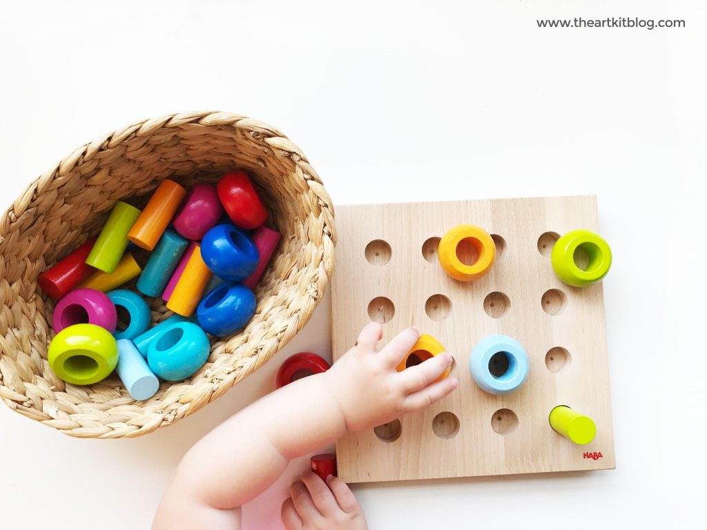 Haba Palette of Pegs review