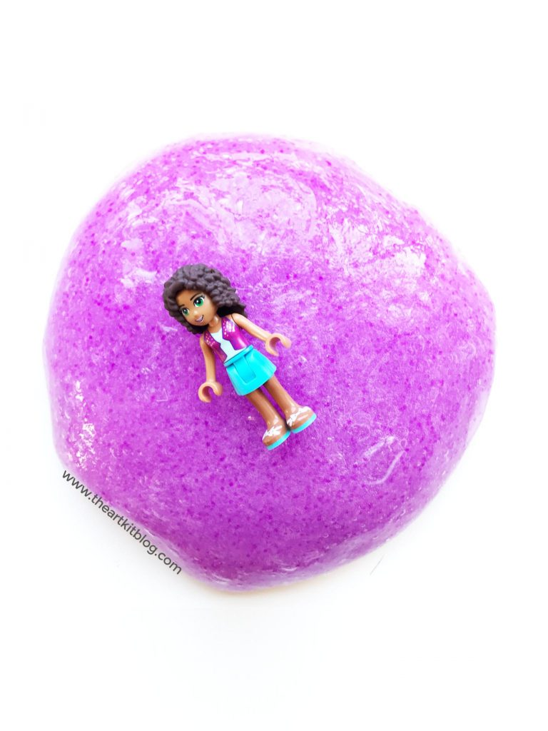lego friends slime
