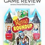 Educational Insights Royal Roundup Board Game