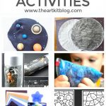 10 Space Themed Crafts and Activities for Kids That Are Out of This World