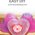 DIY Melt and Pour Soap {Easy DIY}