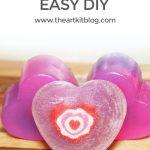 DIY Melt and Pour Soap {Easy DIY}