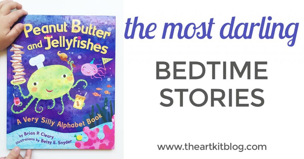 The most darling bedtime books from @theartkit www.theartkitblog.com