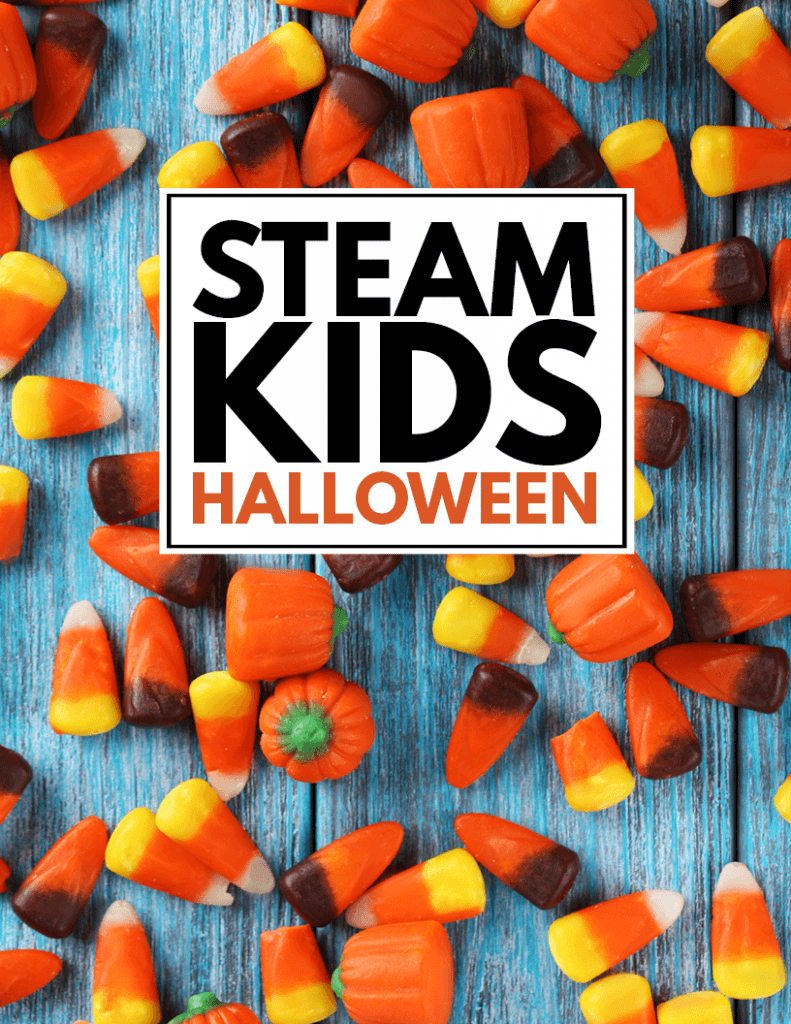 STEAM Kids Halloween: Activity Packed Fun for Kids!