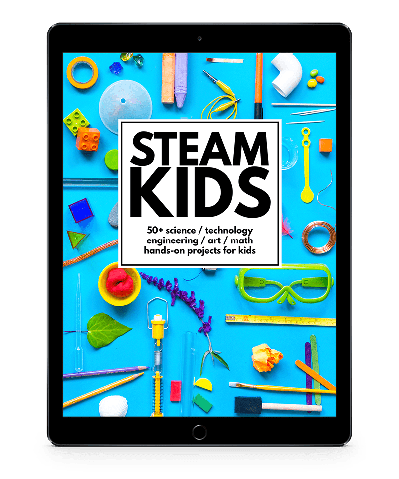 STEAM Kids: banish the boredom with a full year of science, technology, art, and math themed activities