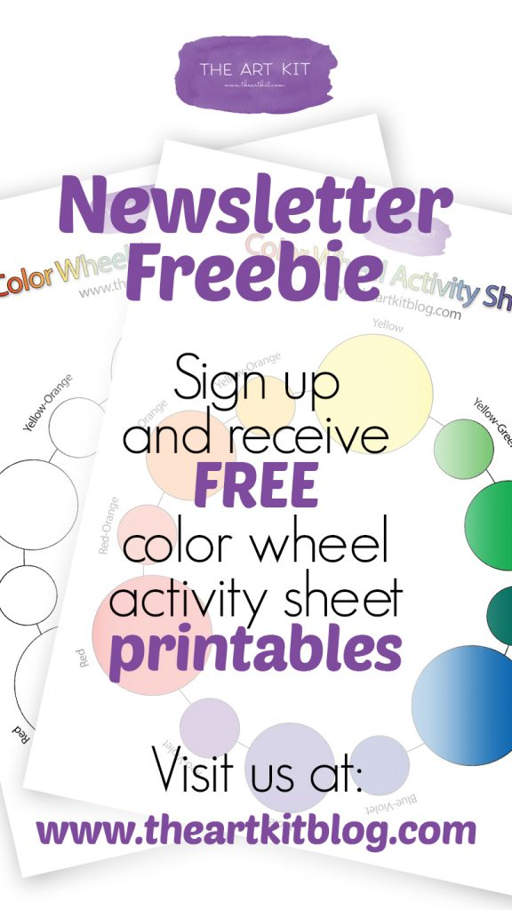 Newsletter freebie