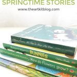What We're Reading This Week {Springtime Stories}