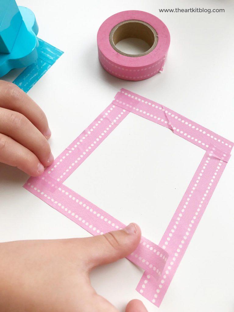duplo lego color sorting activity easy for kids the art kit washi tape pinterest