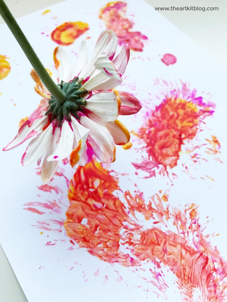 10 Nature Art Projects for Kids |Nature Paintings For Children