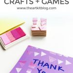 Teaching Courtesy Through Crafts and Games with Happy Heart Kid