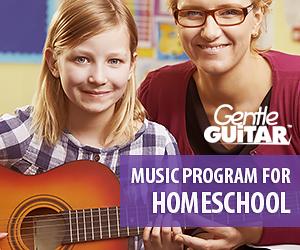 Homeschool Music Program for Kids