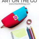Art on the Go for Kids