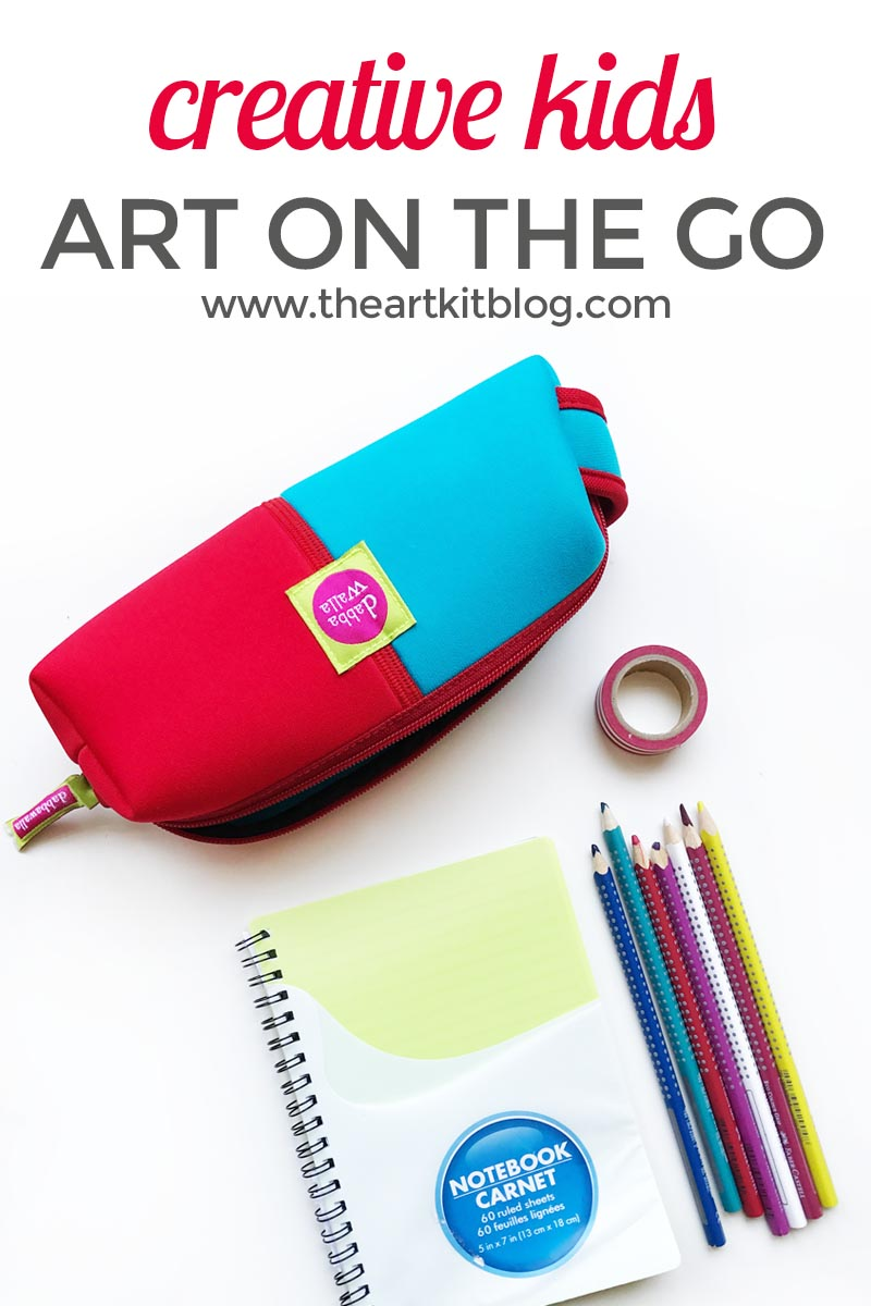 Art on the Go for Kids