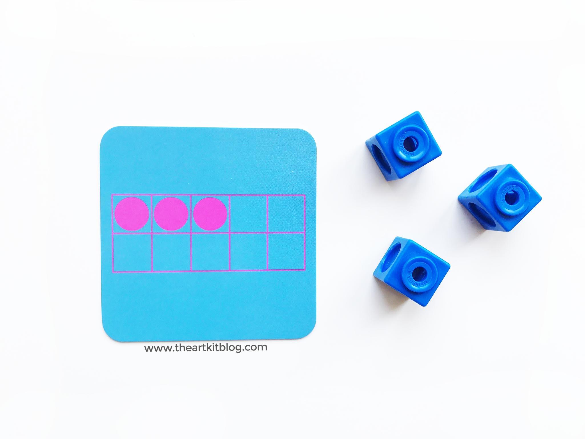 tiny polka dot game timberdoodle game for kids math - The Art Kit