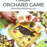 Cooperative Games for Kids: HABA Orchard Game
