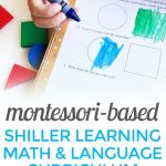 Shiller Math and Language Arts Homeschool Curriculum Review