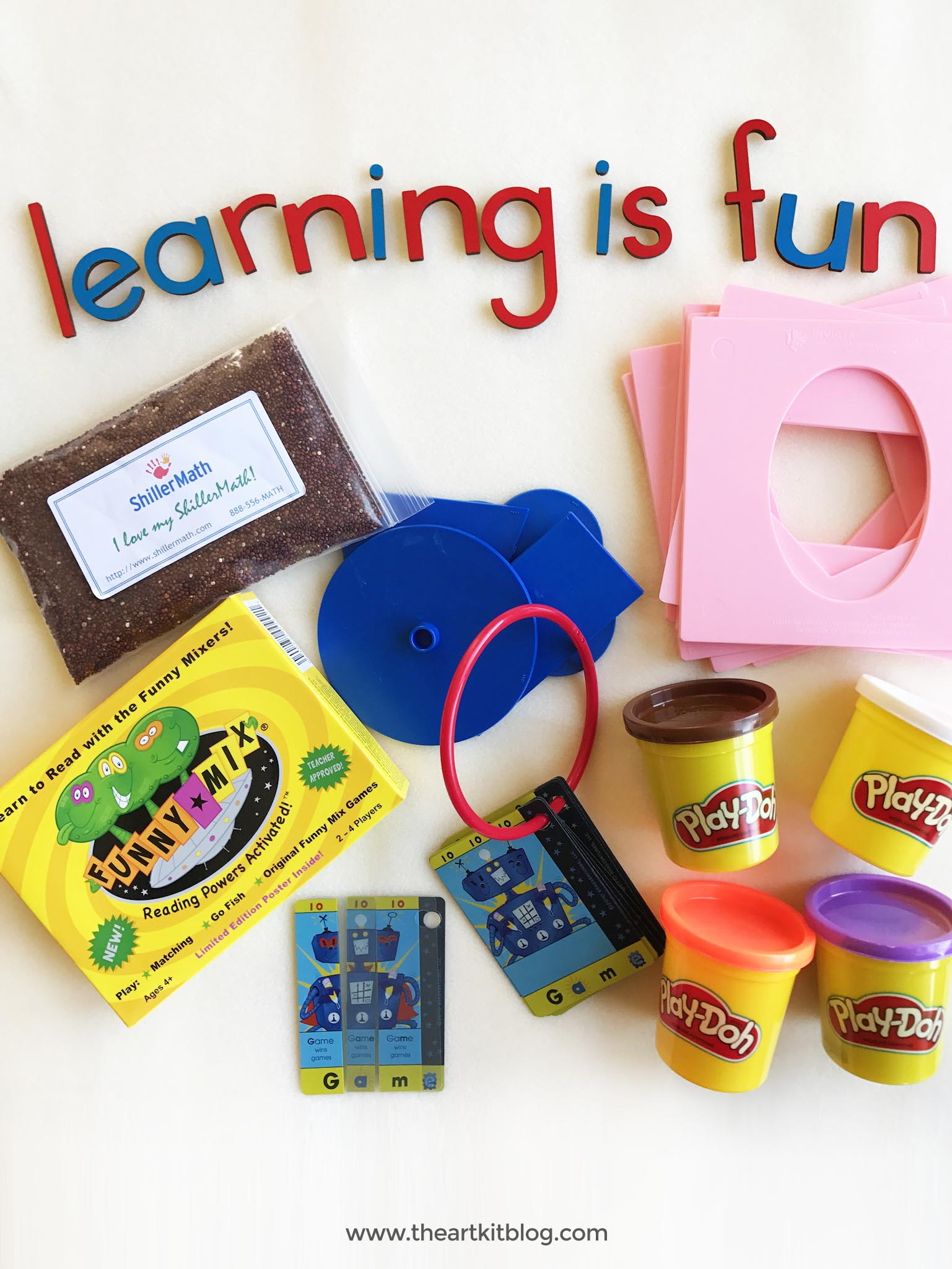 Shiller Math Montessori Language Arts Review The Art Kit Blog The