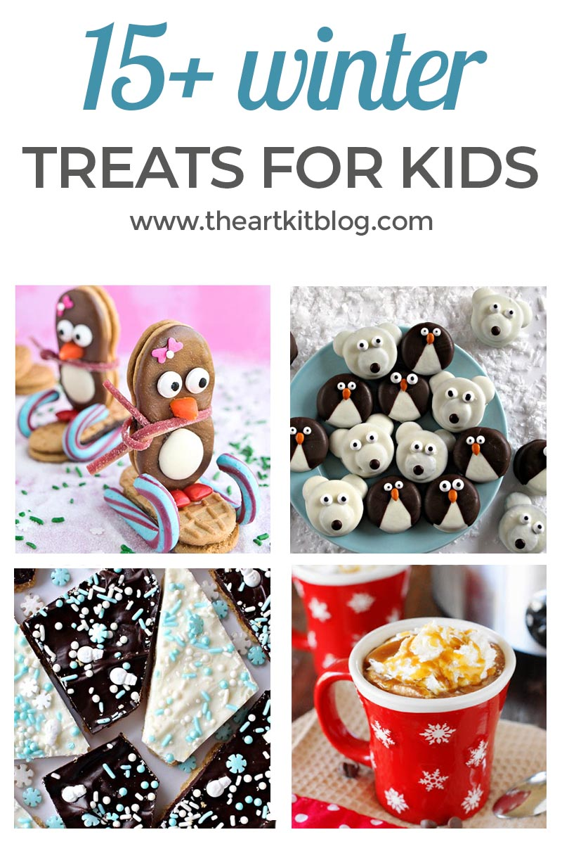 15+ Mouth-Watering Winter Treats for Kids