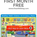 ABCmouse.com First Month Free