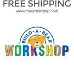 Build-a-Bear Free Shipping Coupon Code