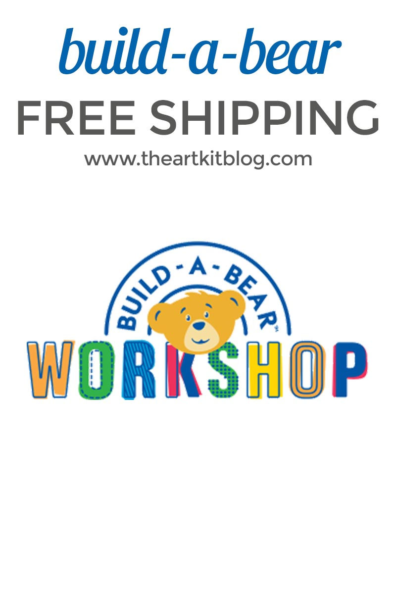 BUILD A BEAR FREE SHIPPING