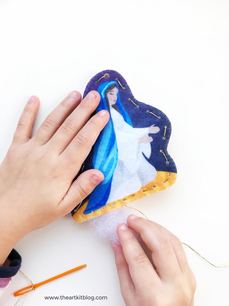 Nativity-Ornament-Sewing-Kit-review-wee-believers-the-art-kit