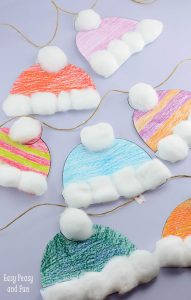 30 winter crafts for kids