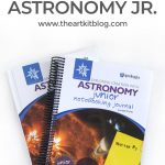 Exploring Creation with Astronomy {Textbook + Notebooking Journal} Review
