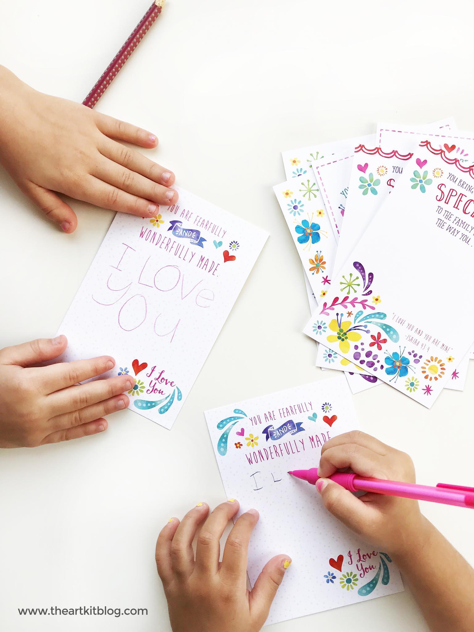 encouraging-love-in-children-wee-believers-review-the-art-kit-2 ...
