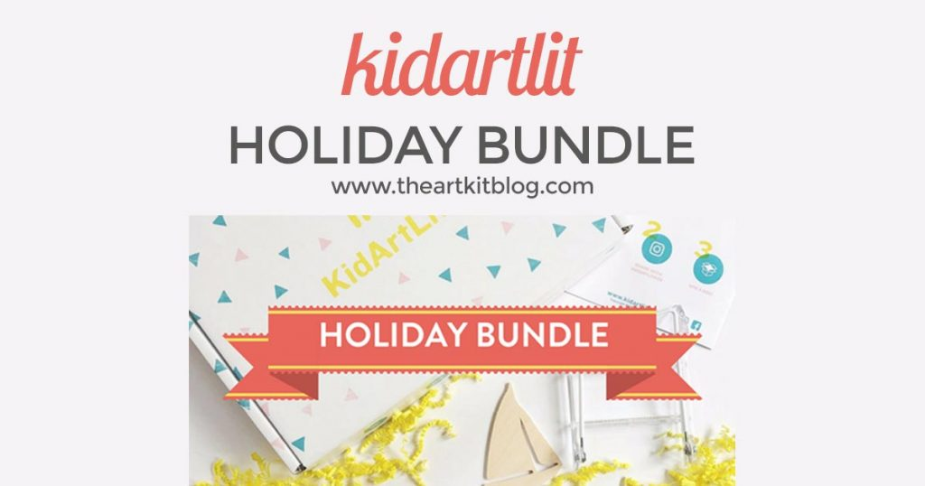 kidartlit holiday deal