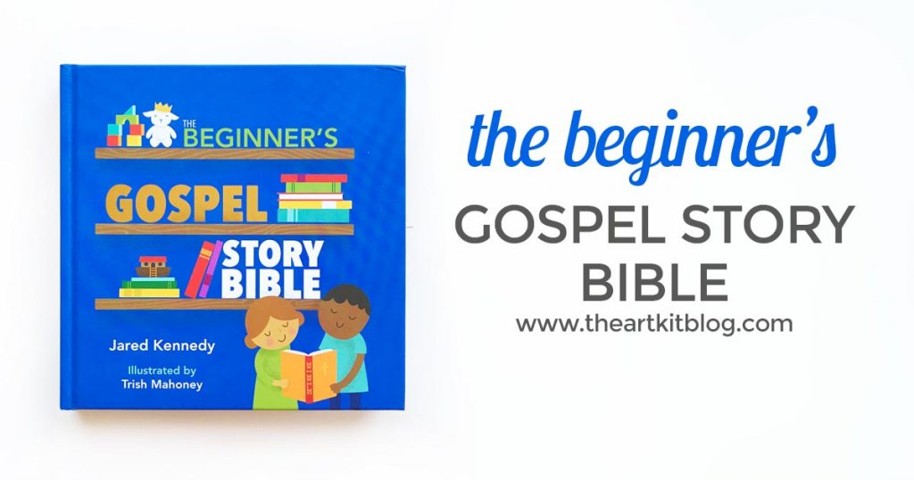 the beginners gospel story bible review