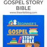 The Beginner's Gospel Story Bible {Short + Sweet Stories}