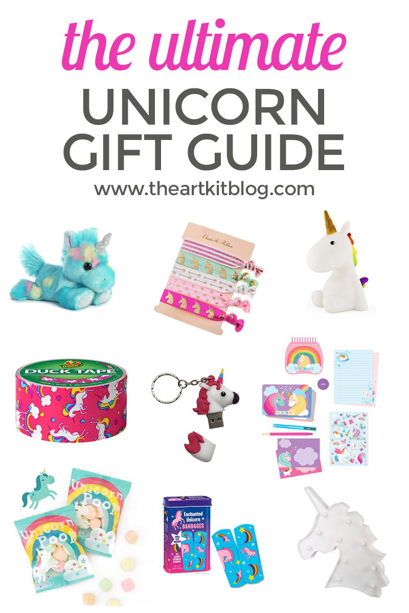 The Ultimate Unicorn Gift Guide