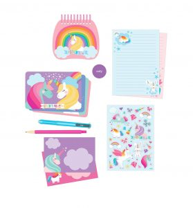 the ultimate unicorn gift guide unicorn stationary kit