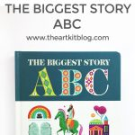 Children's Book Review: The Biggest Story ABC
