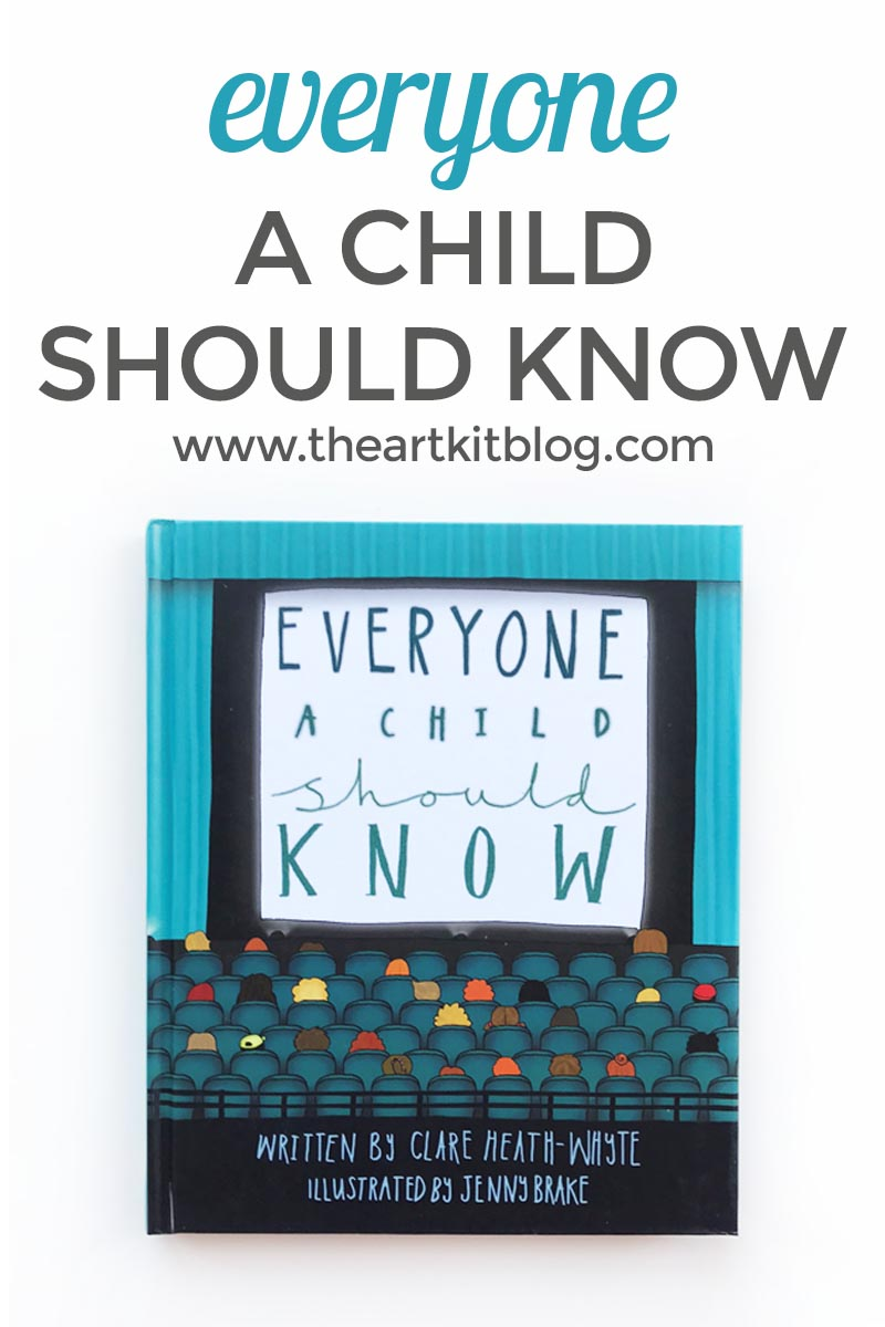 Children's Book Review: Everyone a Child Should Know