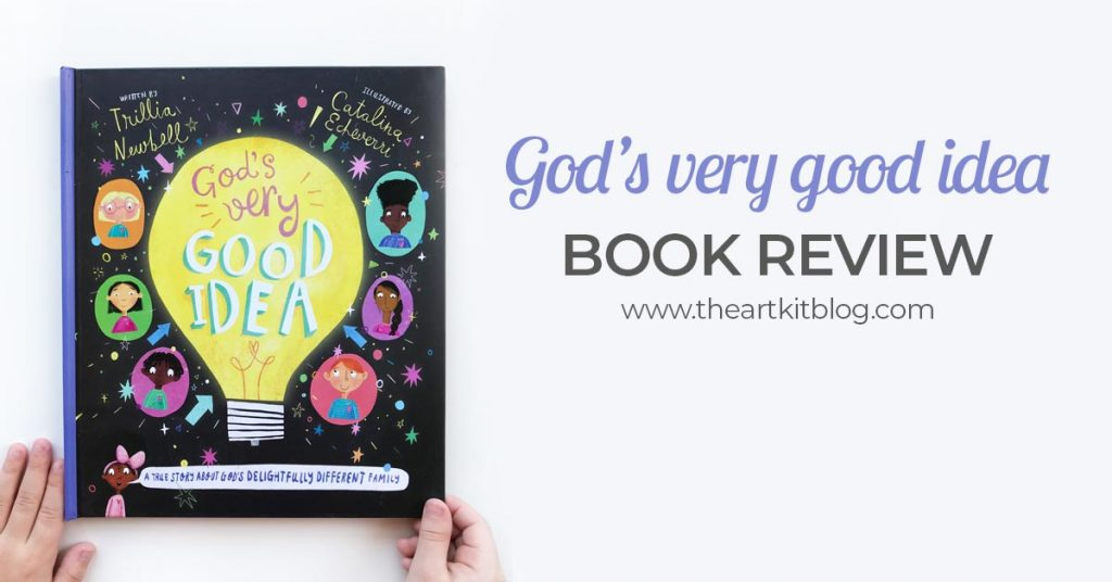 gods very good idea review timberdoodle book for kids