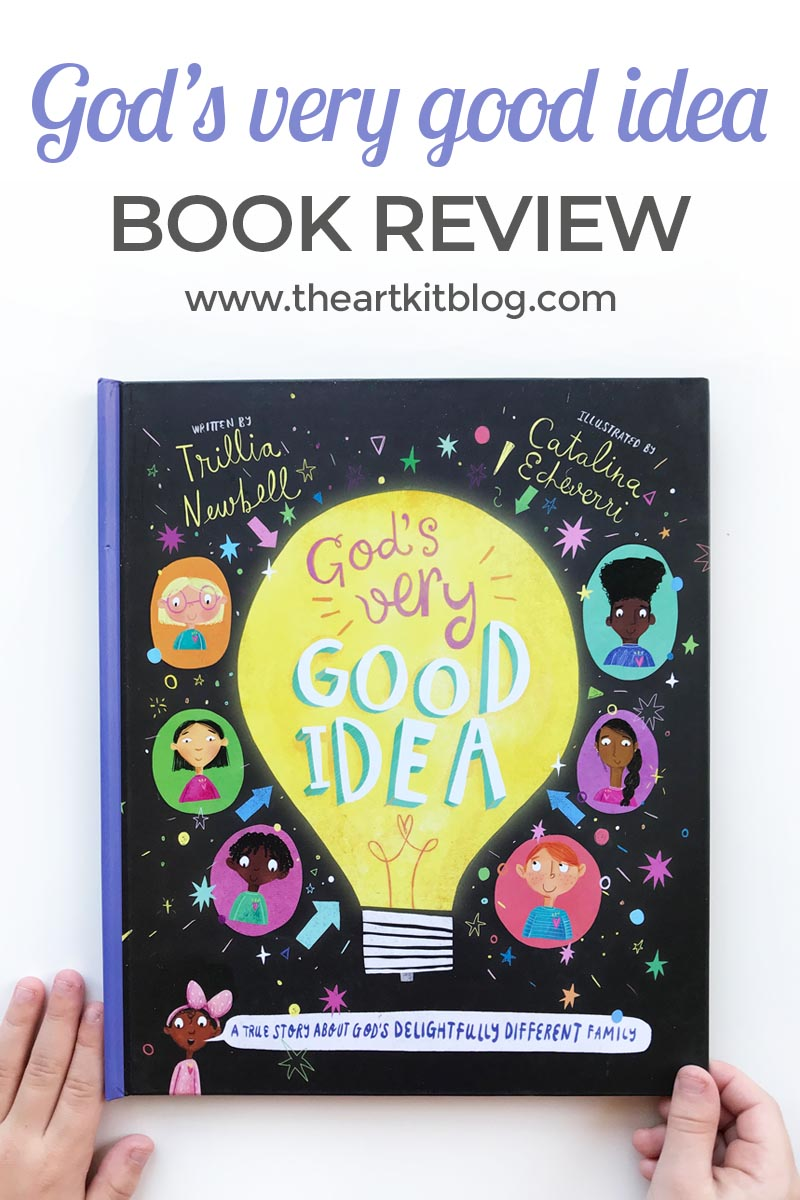 God's Very Good Idea {Book Review}