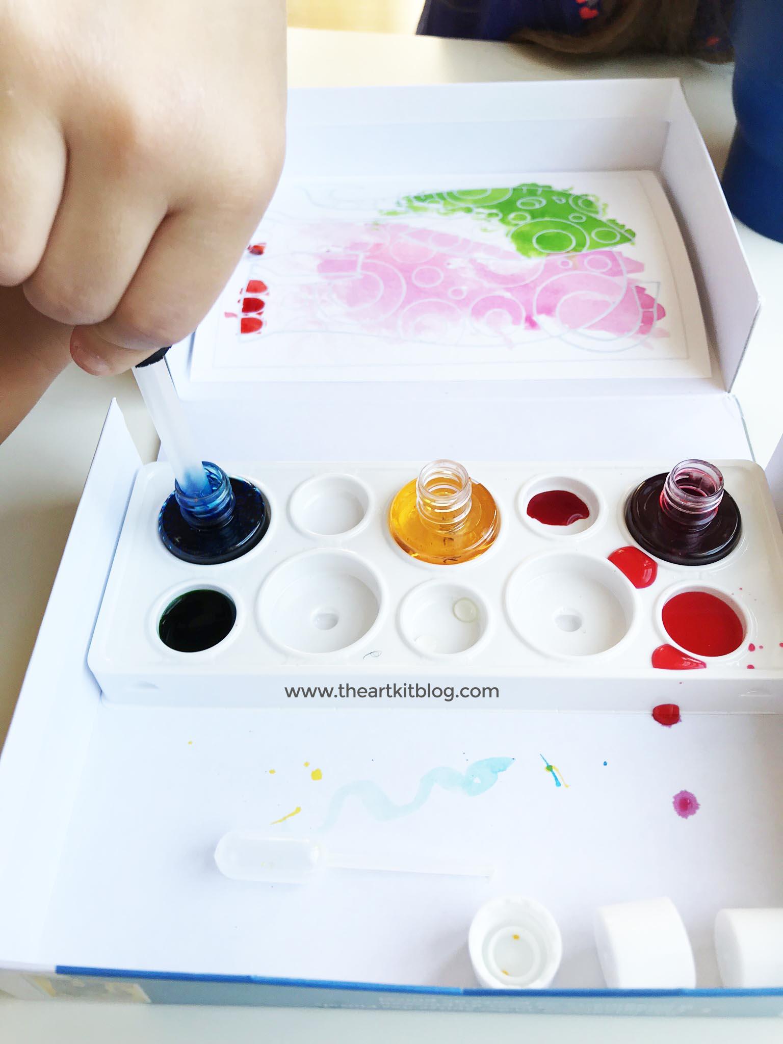 Easy Watercolor For Kids Aquarelleum Watercolor Elephants