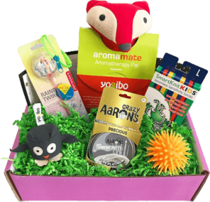 sensory play box