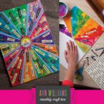 50% Off First Monthly Craft Box from Ann Williams