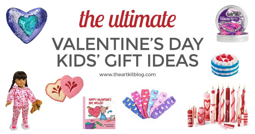 valentines day gifts for kids gift guide FACEBOOK