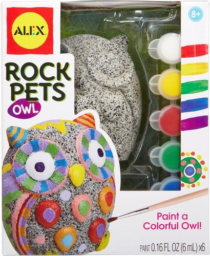 ALEX Toys: Paint Your Own Pet Rock – Owl {SALE ALERT}