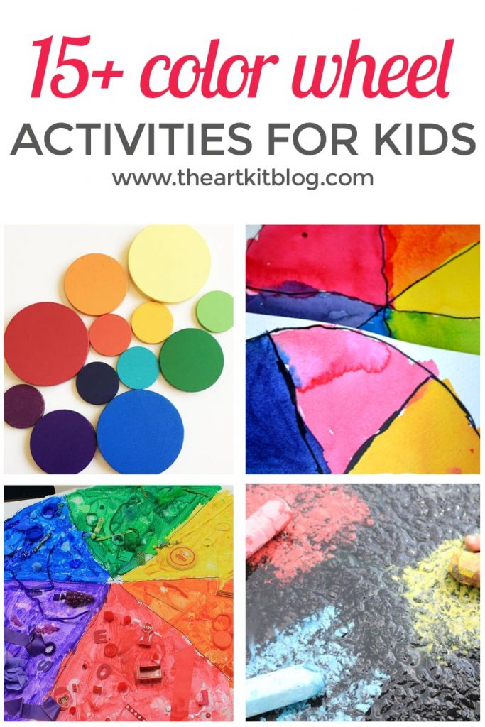 COLOR WHEEL ACTIVITIES FOR KIDS facebook