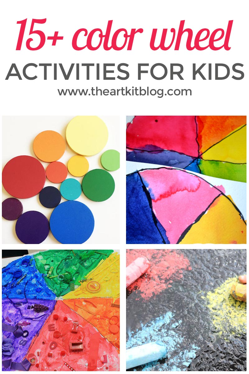 Color Wheel Activities for Kids