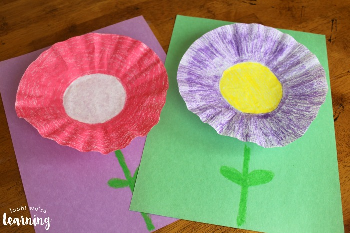 Easy coffee filter flower crafts the art kit easy coffee filter flower crafts mightylinksfo