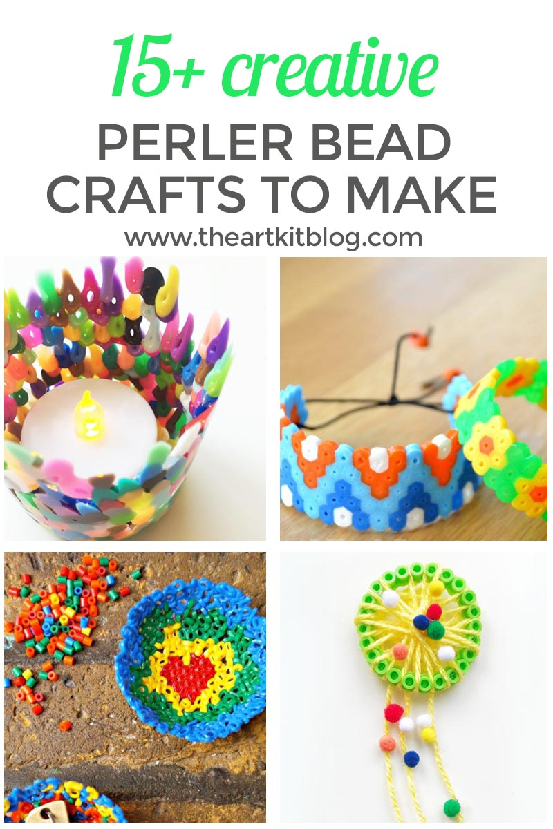 Perler Bead Ideas 15 Creative Diy Projects The Art Kit